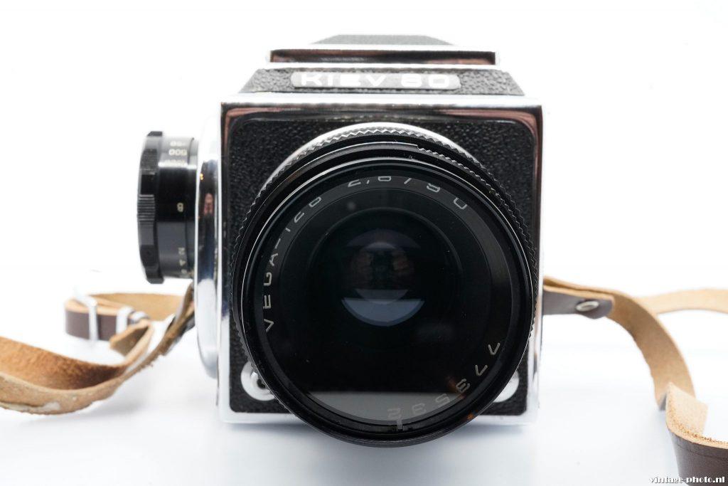 Kiev 80 medium format camera