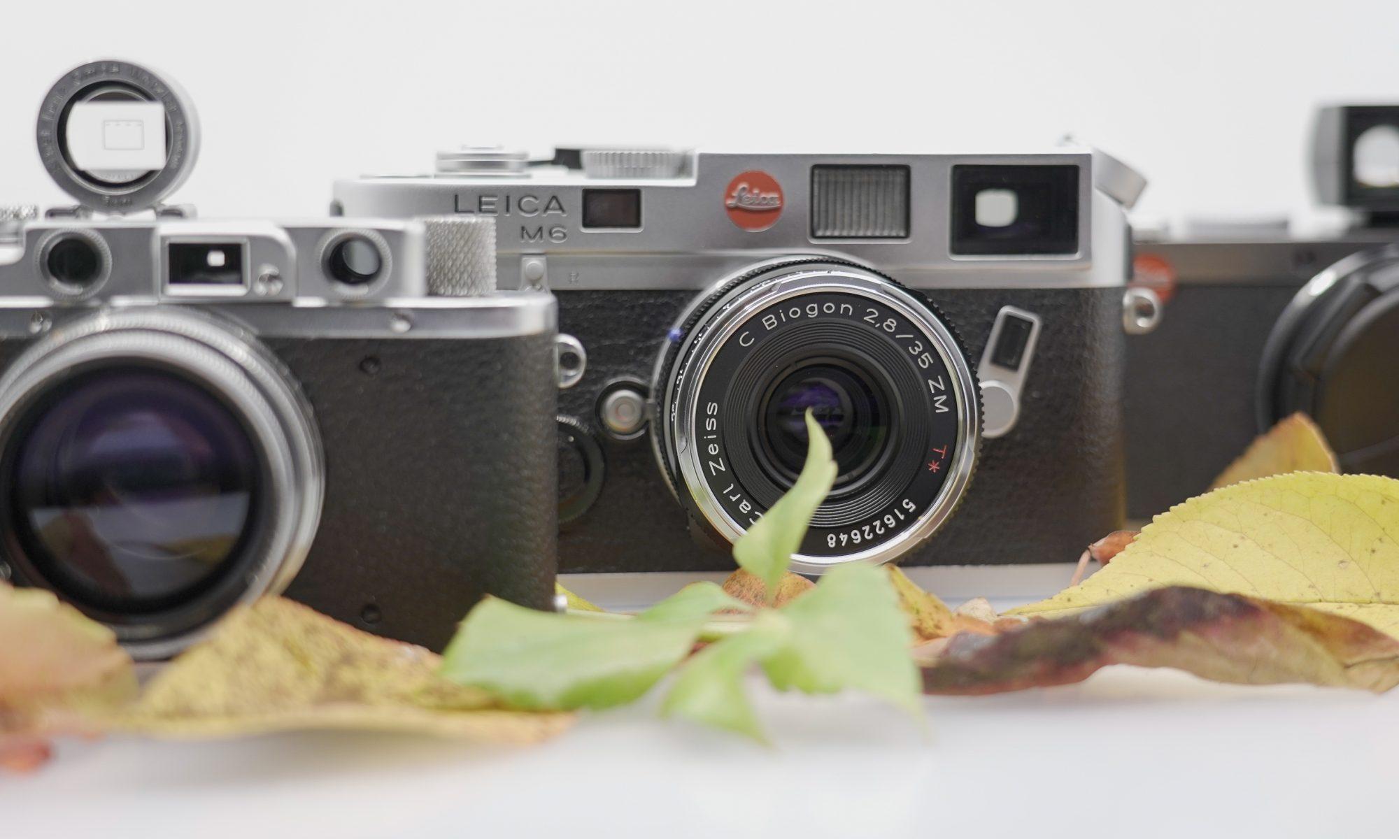 Leica M6 Barnack X1