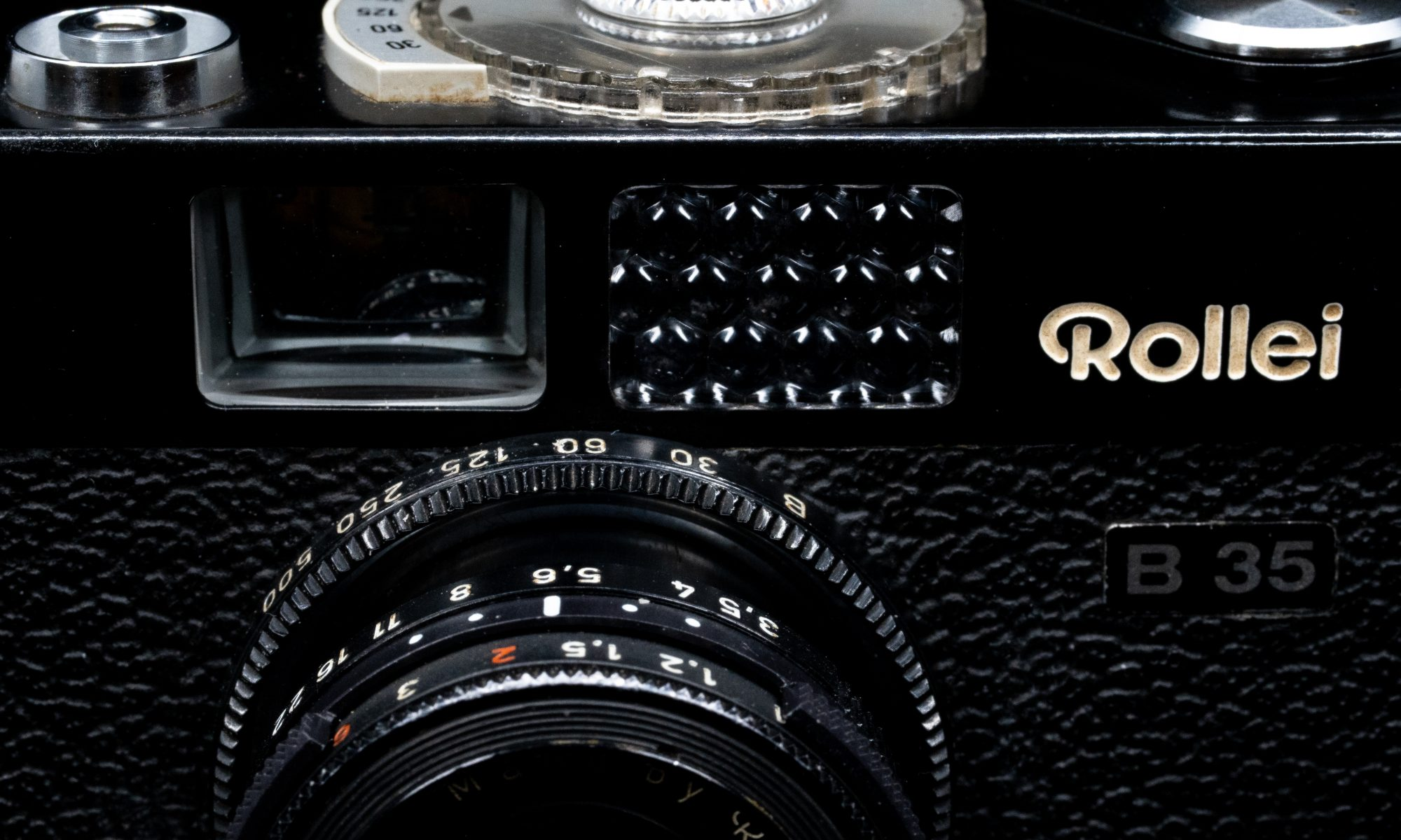 Rollei B35 review